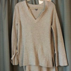 Soft Grey Aerie sweater